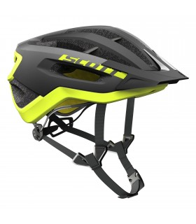 CASCO SCOTT FUGA PLUS REV (CE) BLCK/YEOW RC M
