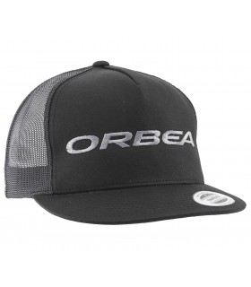 GORRA ORBEA CLASSIC TRUCKER NEGRA