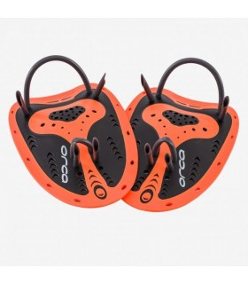 ORCA FLEXI FIT PADDLES S HV ORANGE