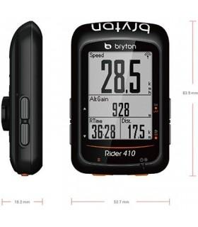 BRYTON GPS RIDER 410E