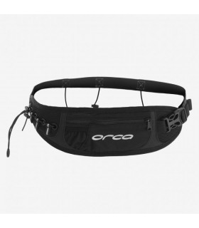 ORCA RACE BELT W/ZIP POCKET BK