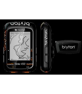 BRYTON GPS RIDER 450 H (C/SENSOR FREC. CARDIACA)