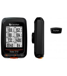 BRYTON GPS RIDER 310H + FRECUENCIA CARDIACA
