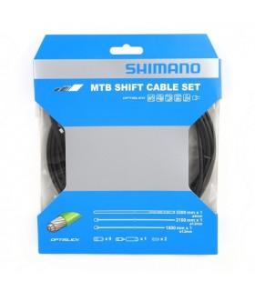JGO SHIM CABLE CAMBIO/FUNDA/TOPES MTB SP41 OPT.NG