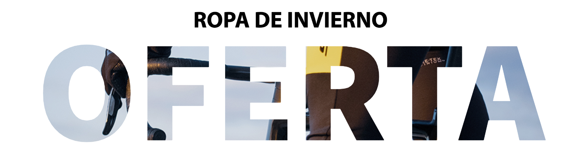 OFERTAS EN ROPA DE INVIERNO