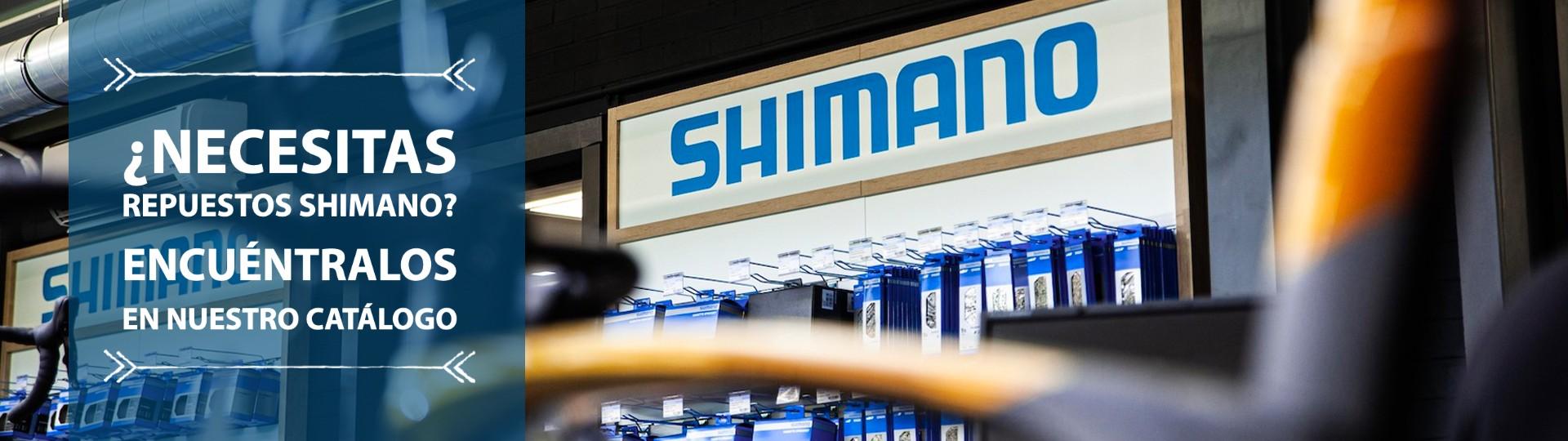 DISTRIBUIDOR SHIMANO