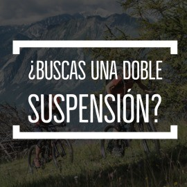 DOBLE SUSPENSIÓN